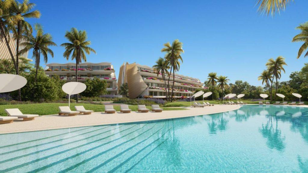 luxury housing complex Delfin Natura
